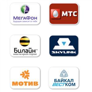 Операторы сотовой связи Копьево