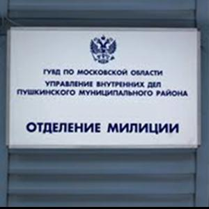 Отделения полиции Копьево